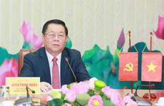 Quan hệ Việt Nam - Trung Quốc phát triển tốt đẹp