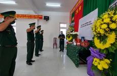 2 cán bộ biên phòng không về chịu tang mẹ vì nhiệm vụ chống Covid-19