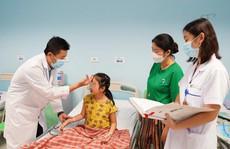 Nhiều trẻ bị biến chứng viêm ruột thừa do điều trị muộn