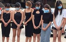 29 thanh, thiếu niên mở 'đại tiệc ma tuý' trong quán karaoke