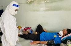 VIDEO: Một ngày trong Bệnh viện dã chiến điều trị Covid-19 của TP Thủ Đức