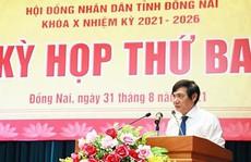 Đồng Nai có thêm một Phó chủ tịch UBND tỉnh