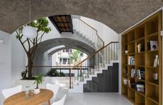 Cách tạo không gian mở thay sân vườn cho nhà phố chật hẹp