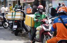 TP HCM: Shipper phải phun khử khuẩn hàng hoá, tiền... trước khi giao nhận