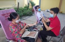 Vận động đoàn viên hiến máu cứu người