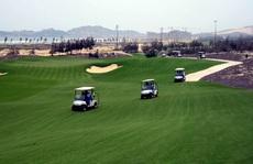 """Chơi golf """"lậu"""" giữa mùa dịch, giám đốc sở, cục phó và 2 'đại gia' ở Bình Định thành F1"""