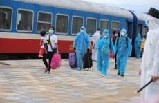 Tổ chức 5 chuyến bay đưa 1.000 công dân Hà Tĩnh về quê tránh dịch