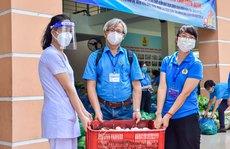 Nhiều địa phương san sẻ với công nhân khó khăn tại TP HCM