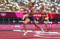 Bùng nổ kỷ lục từ đường chạy Olympic