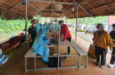 Lâm Đồng: Nhiều tài xế xe tải khai báo y tế gian dối, làm giả giấy xét nghiệm Covid-19