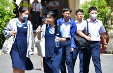 TP HCM công bố điểm chuẩn lớp 10 vào ngày 23-8