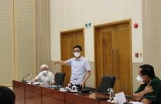Bình Dương kiến nghị Chính phủ, Bộ Quốc phòng tiếp tục hỗ trợ phòng chống dịch