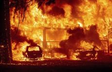 Thị trấn Greenville của bang Califorbia bị xóa sổ trong biển lửa