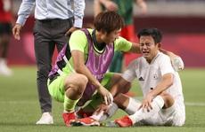 Cầu thủ Nhật Bản bật khóc khi vuột HCĐ Olympic 2020 vào tay Mexico