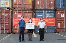 Thanh Hoá ủng hộ thêm 430 tấn nhu yếu phẩm cho các tỉnh phía Nam