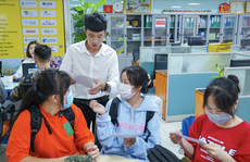 Trường ĐH Công nghệ TP HCM công bố điểm chuẩn đánh giá năng lực