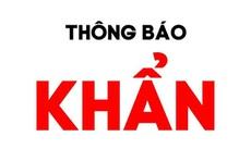 KHẨN: Tìm người đến hàng loạt địa điểm ở Hà Nội