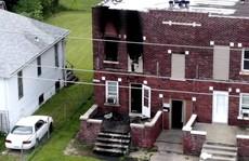 Mỹ: Lao vào giải cứu bất thành, mẹ nhìn 5 đứa con chết trong hỏa hoạn