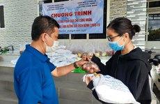 Tổng LĐLĐ Việt Nam hỗ trợ đội ngũ cán bộ y tế chống dịch