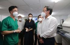 Khánh thành 3 trung tâm hồi sức bệnh nhân Covid-19 tại TP HCM