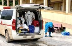 6 người trong gia đình từ TP Thủ Đức về Quảng Bình dương tính SARS-CoV-2