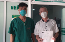 Bệnh nhân Covid-19 nguy kịch hồi phục sau 13 ngày điều trị