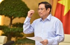 Thủ tướng: Sẽ có 2 nghị quyết cấp bách tháo gỡ cho doanh nghiệp