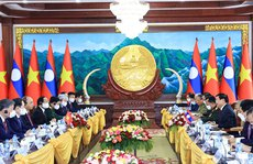 Việt - Lào đẩy mạnh hợp tác chiến lược