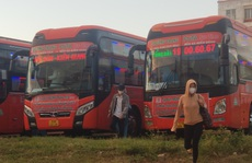 Thêm 600 công dân Phú Yên được chọn lên xe về quê