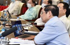 Telehealth giúp điều trị trực tuyến bệnh nhân Covid-19 ở 100% tuyến huyện