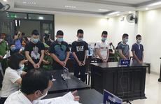 Nhóm thiếu niên giả lực lượng chống dịch Covid-19 cưỡng đoạt tiền người đi đường