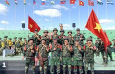 Army Games 2021: Những thành tích nổi bật của đội Việt Nam trên đất Nga