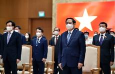 Thủ tướng kêu gọi đoàn kết quốc tế đối phó với dịch bệnh Covid-19
