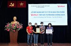 VinMart tiếp sức tuyến đầu chống dịch cho hơn 300 phường/xã tại TP HCM