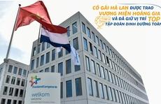 Tập đoàn sở hữu Sữa Cô Gái Hà Lan nằm trong top 3 toàn cầu