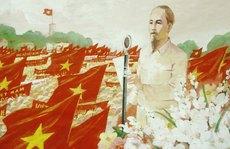 Độc đáo 18 tác phẩm triển lãm 'Con đường độc lập' chào mừng Quốc khánh 2-9