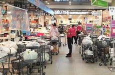 Vừa mở lại kênh bán hàng online, một siêu thị ở TP HCM đã quá tải