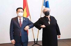 Đẩy mạnh hợp tác Việt Nam - Phần Lan