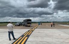 Khai thác đường lăn S7, S8 tại sân bay Tân Sơn Nhất