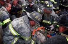 Những hình ảnh khủng khiếp về sự kiện 11-9-2001