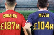 Áo số 7 đạt doanh số cực 'khủng', Ronaldo gây sốt Giải Ngoại hạng Anh