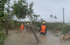 EVNCPC: Đã khôi phục cấp điện cho 3.461 trạm biến áp do ảnh hưởng của bão số 5