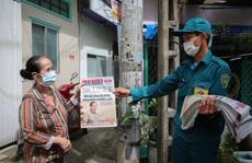 Mang quà 'an sinh tinh thần' đến người dân TP HCM