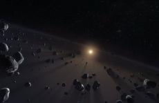 Phát hiện 461 vật thể lạ lang thang trong hệ Mặt Trời