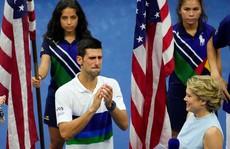 Nước mắt của Djokovic