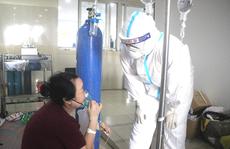 9,5% bệnh nhân Covid-19 có nhu cầu thở oxy y tế