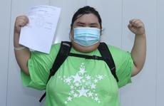 Nữ bệnh nhân trẻ nặng 130 kg, mắc Covid-19 nguy kịch xuất viện sau 1 tháng điều trị