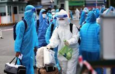 Danh sách gần 700 người dân Phú Yên từ TP HCM được đón về quê