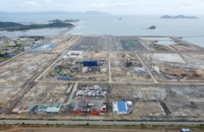 EVN có nguy cơ đền hợp đồng 5.000 tỉ đồng vì dự án Nhiệt điện BOT Vân Phong 1