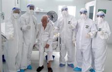 Hơn 200 bệnh nhân Covid-19 nặng, từng phải điều trị tích cực được xuất viện